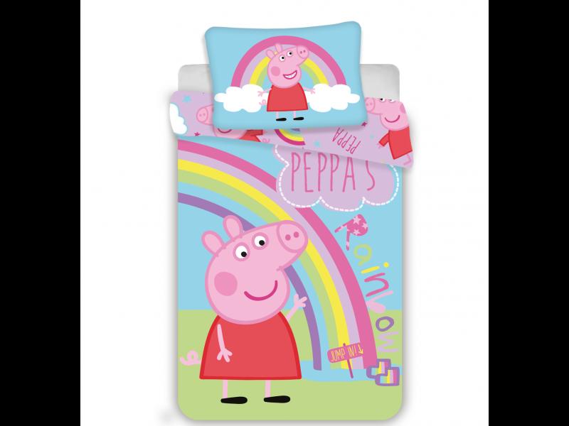 Peppa Pig voodipesukomplekt