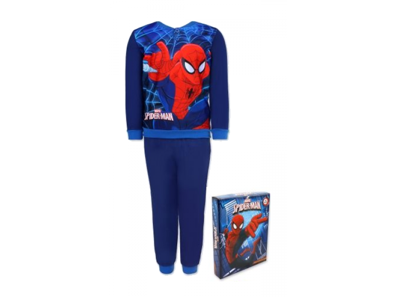 Spiderman fliiskomplekt