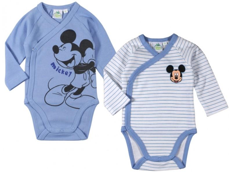 Mickey bodyd (2-pakk)