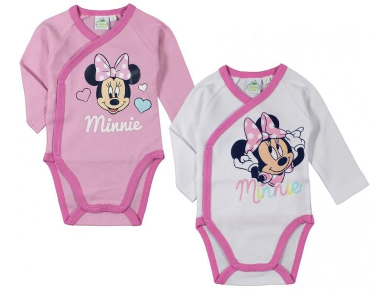Minnie bodyd (2-pakk)