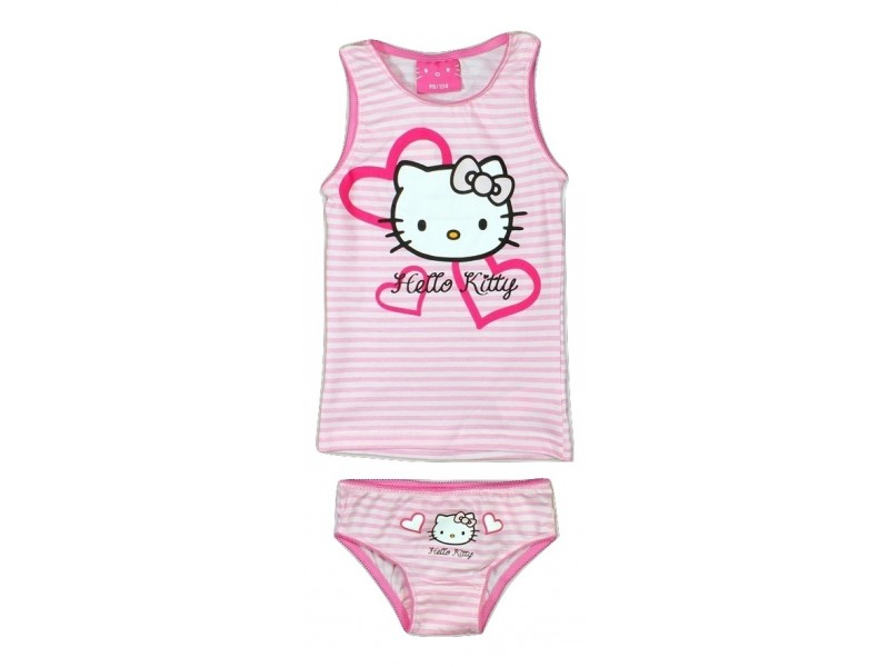 Hello Kitty pesukomplekt