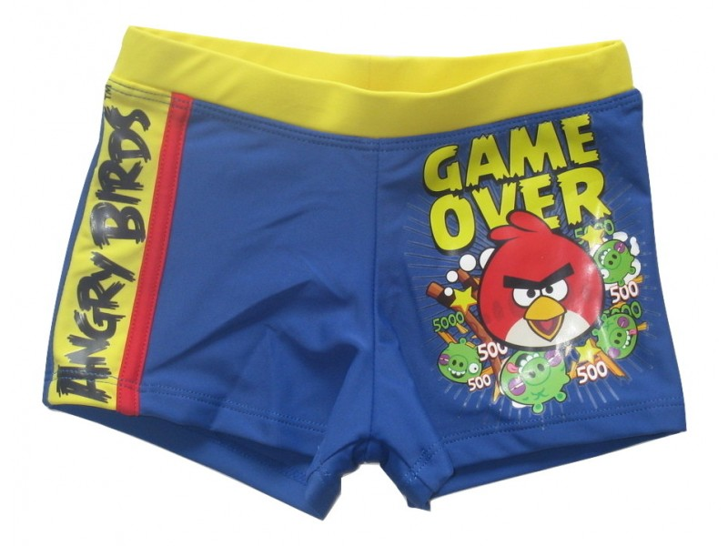 Angry Birds ujumisbokserid