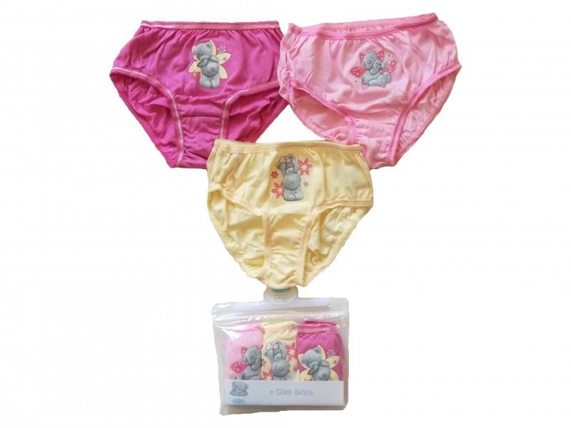 Tatty Teddy aluspüksid (3-pakk)