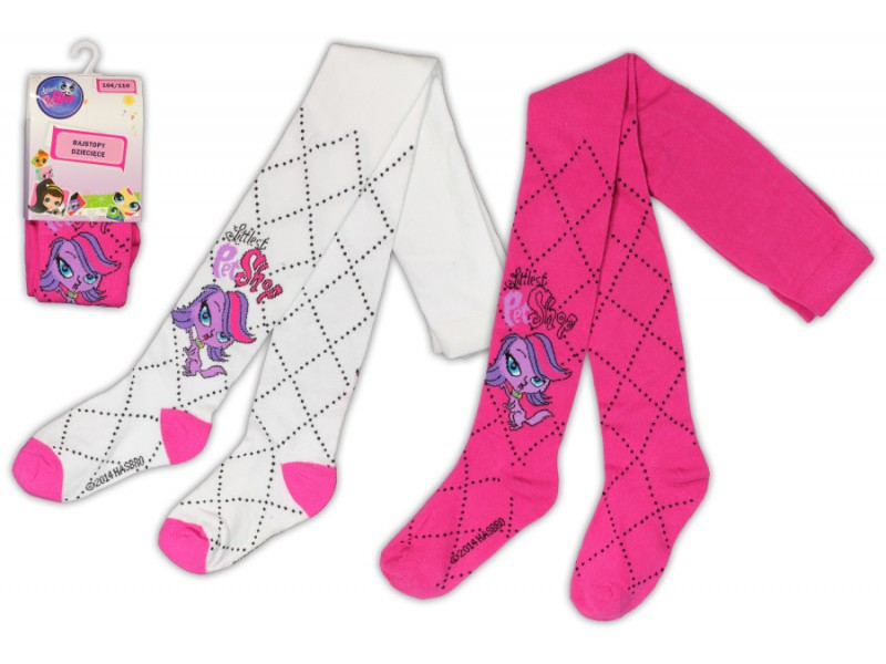 Littlest Pet Shop sukkpüksid (2 paari)