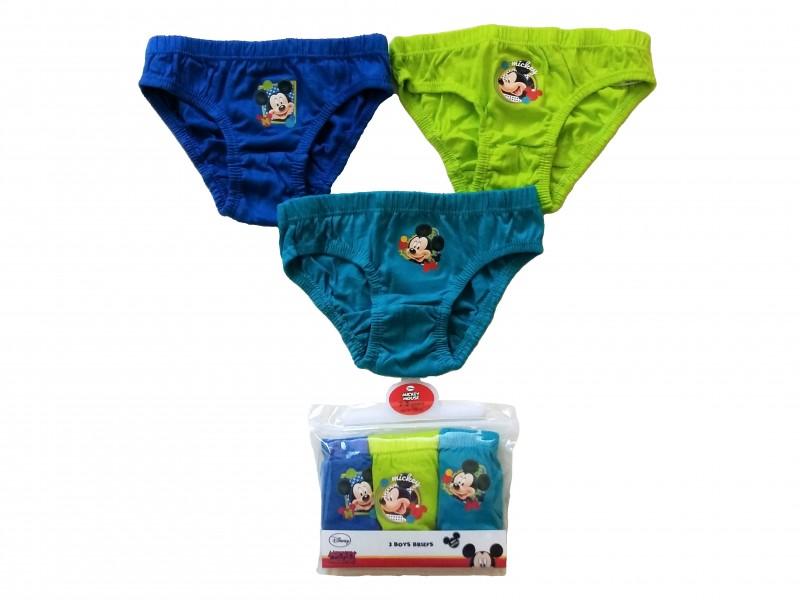 Mickey aluspüksid (3-pakk)