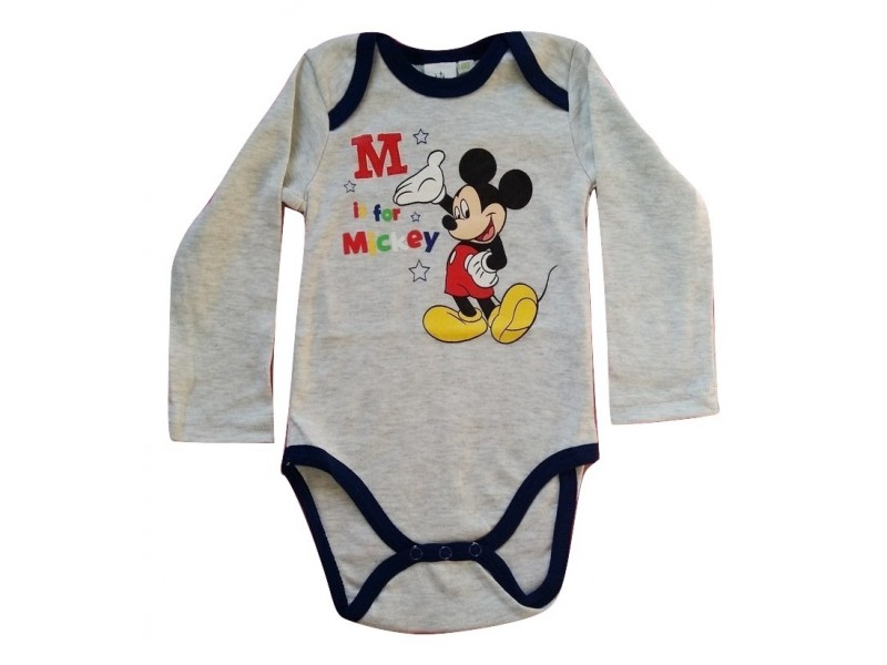 Mickey Mouse body
