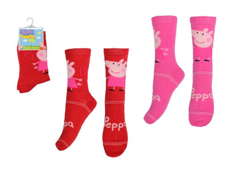 Peppa Pig sokid (2 paari)