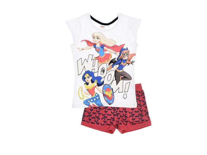 DC Super Hero Girls komplekt