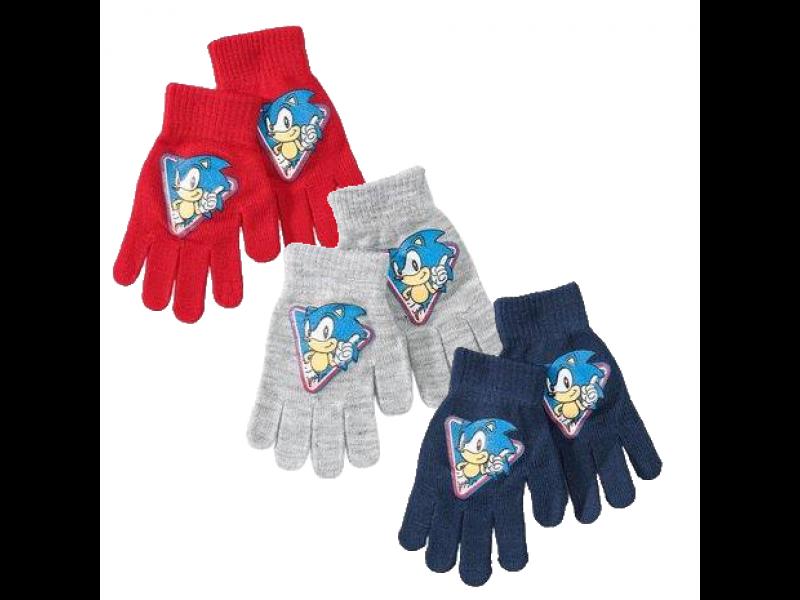 Sonic kindad (3-pakk)