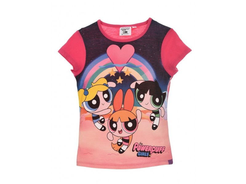Powerpuff Girls T-särk