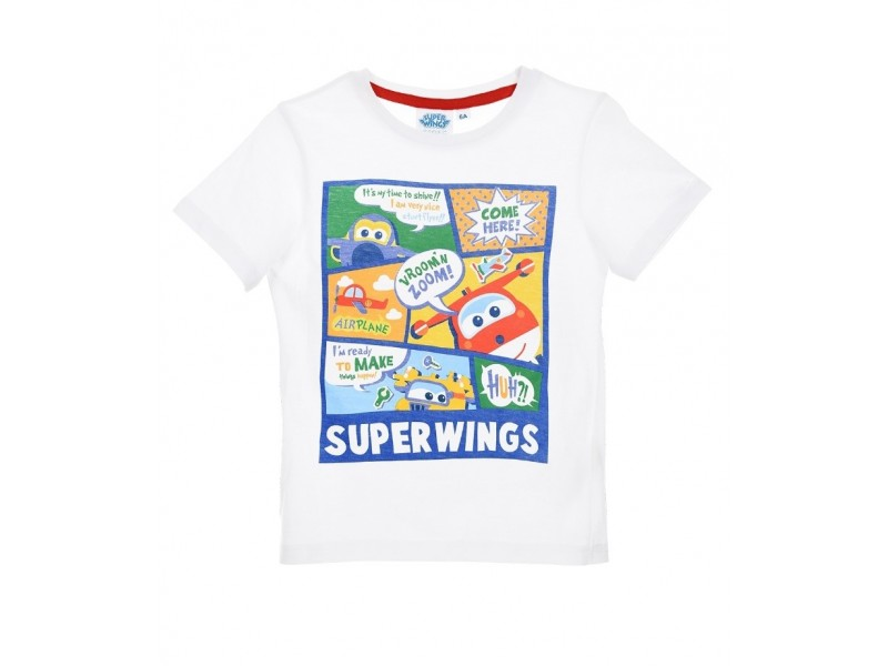 Super Wings T-särk