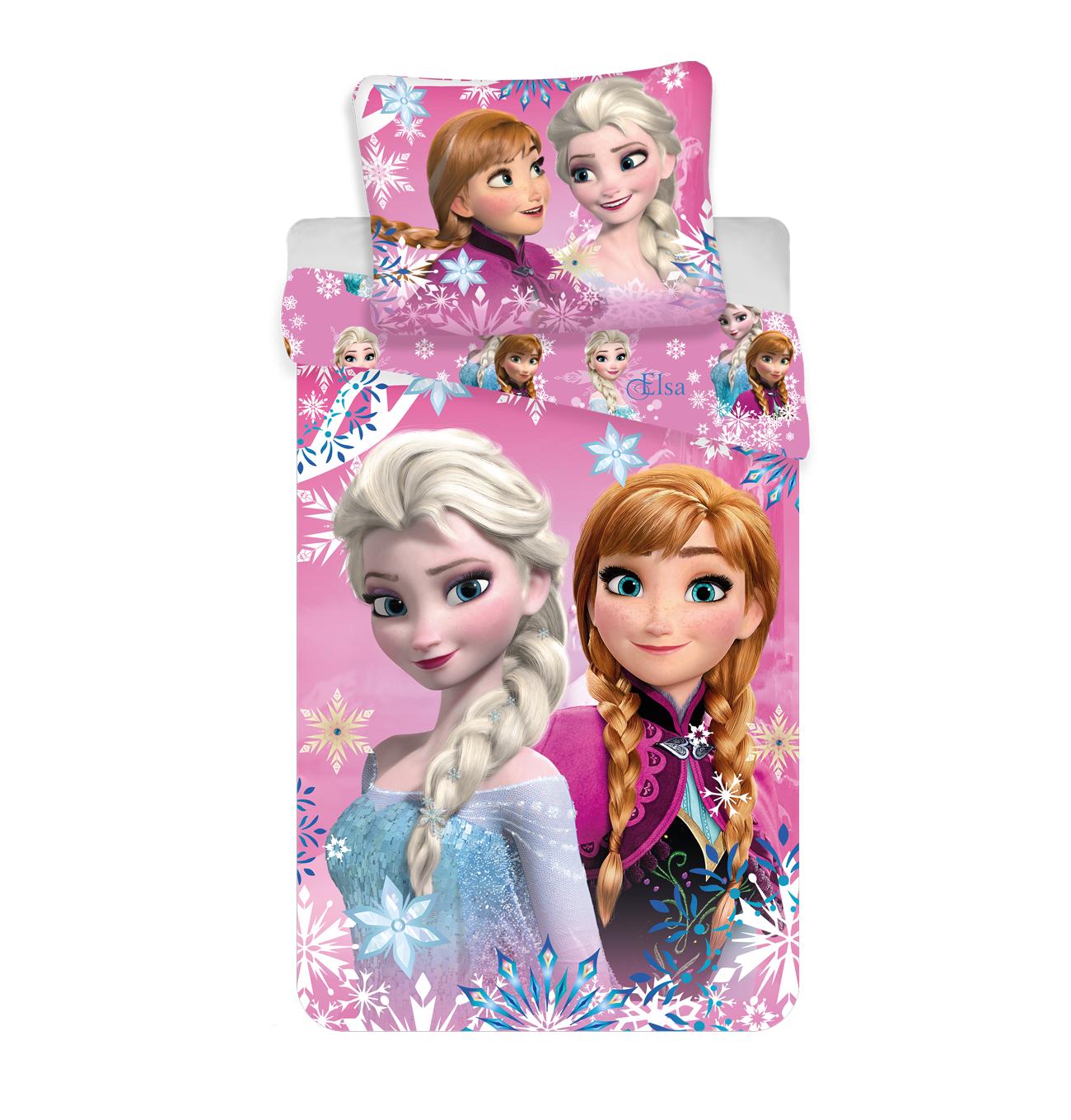 Frozen voodipesukomplekt