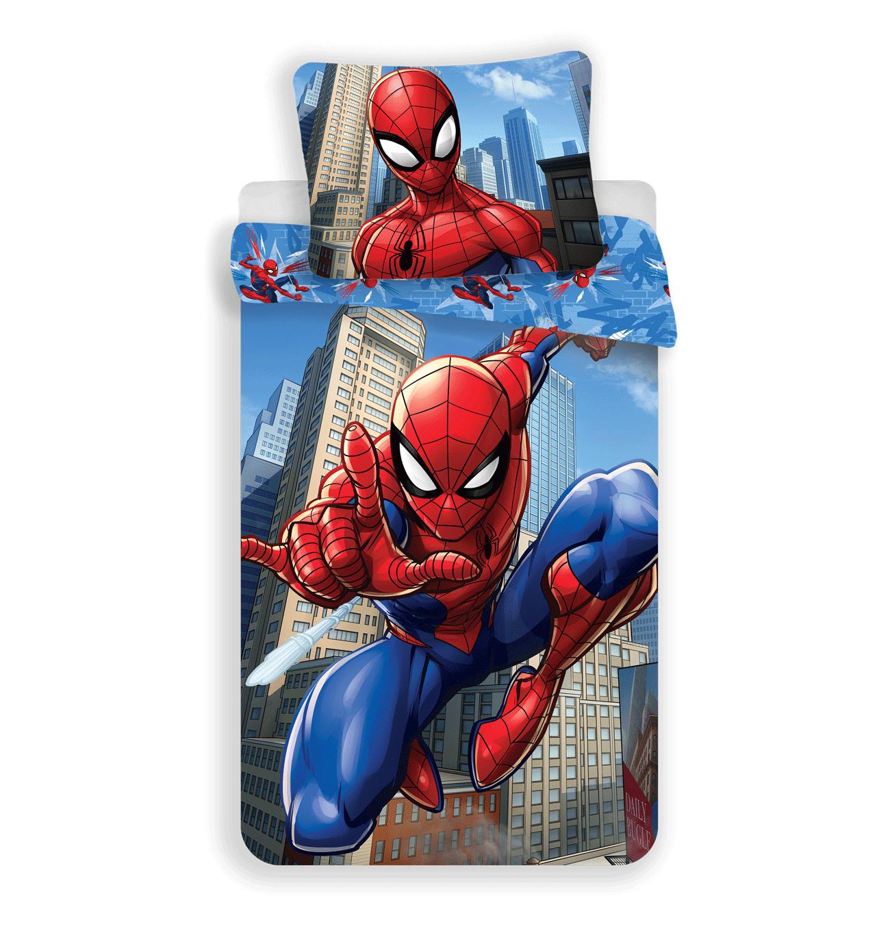 Spiderman voodipesukomplekt