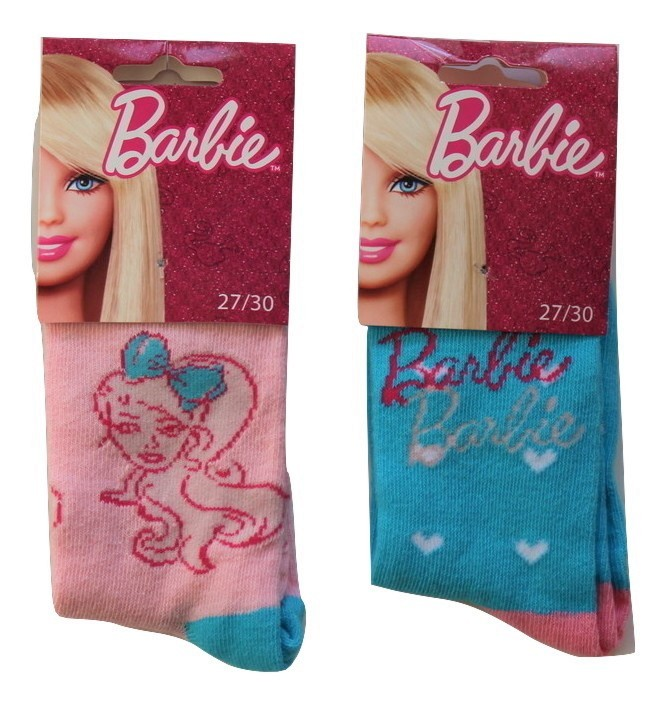 Barbie sokid (2-pakk)