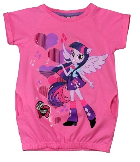 My Little Pony Equestria Girls tuunika
