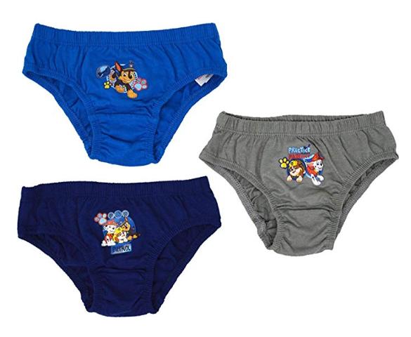 Paw Patrol aluspüksid (3-pakk)