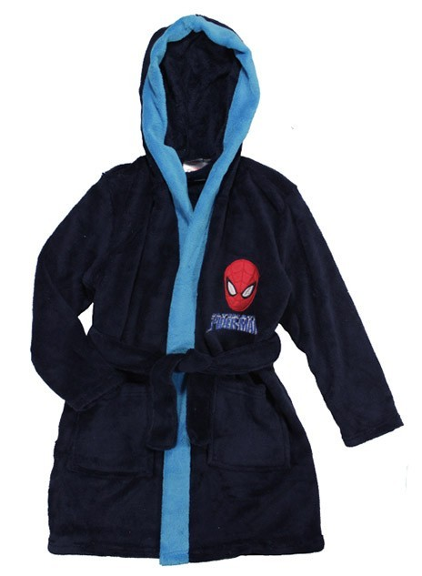 Spiderman hommikumantel