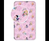 Disney Princess kummiga voodilina